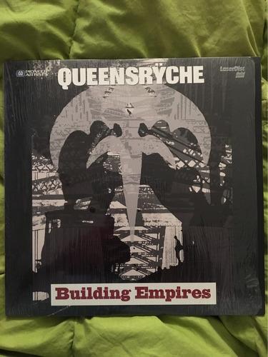 laserdisc queensryche building empires impecable