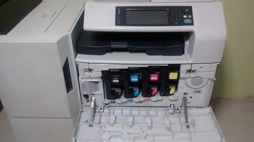 laserject hp laser color cm 6040f + finalizador