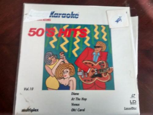 laserkaraoke - 50's hits (23