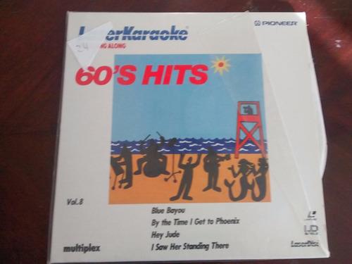 laserkaraoke -  60 's hits  (24