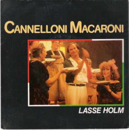 lasse holm - compacto - cannelloni macaroni