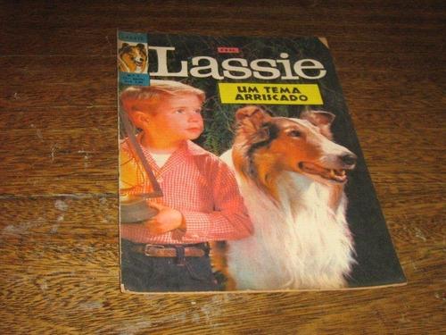 lassie 2ª serie nº 3 maio 1975 editora   ebal original