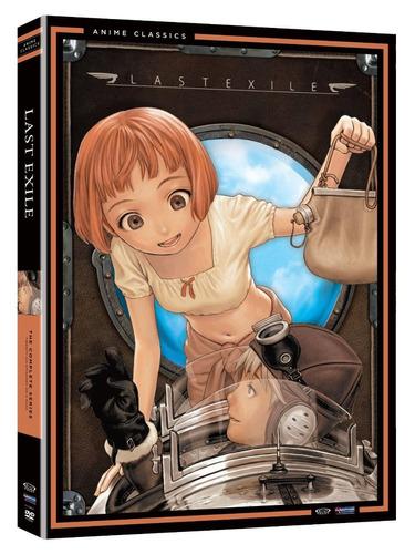 last exile coleccion completa serie tv dvd