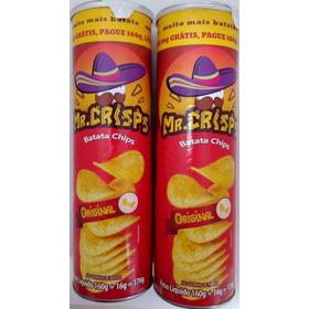 Lata / Pote De Batatas Que Pula Cobra - Pegadinha Susto