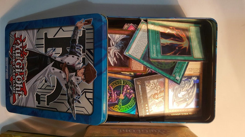 lata 400 cartas yugioh remate!!! oferta! (20foils) envio dhl