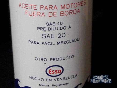 lata aceite antigua coleccion esso creole venezuela 15 usd