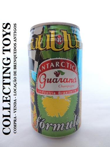 lata antiga de coleção - guarana  champagne