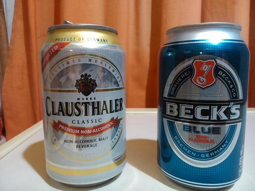 lata botella cerveza