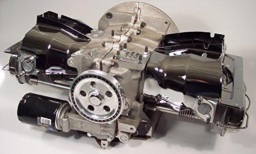 lata capa cilindro motor fusca, kombi 1600 cromada empi 9063