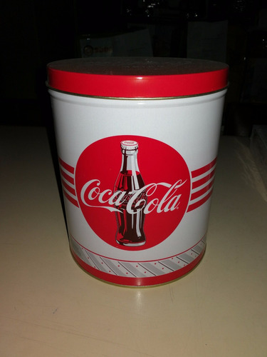 lata coca cola coleccionables