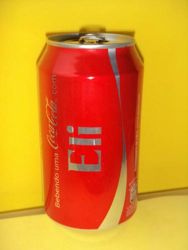 lata coca-cola nomes eli - elizabeth 2015 rexam n064
