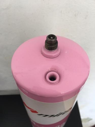 lata de 800 gramos de gas refrigerante r-410a ecológico