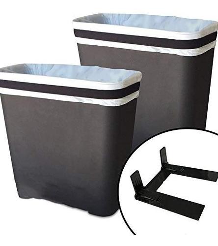 lata de basura de calidad para autos con forro de carbage