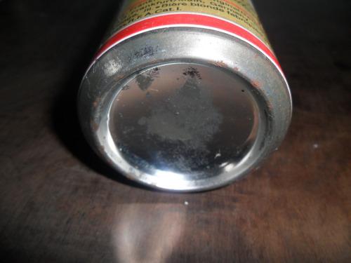 lata de cerveja henninger antiga cheia