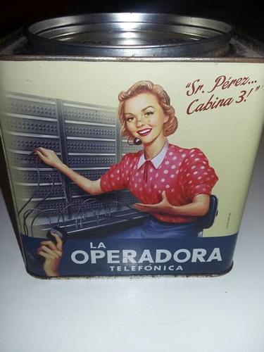 lata de galletas solar 100 aniversario