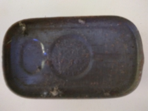 lata de sardinas antigua