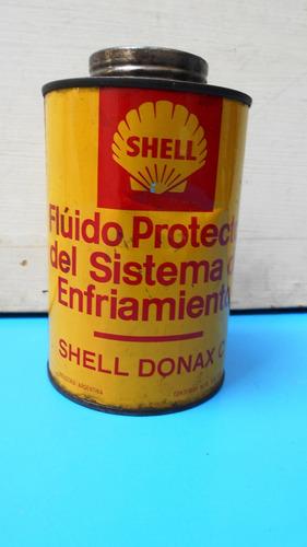 lata de shell donax c vacia