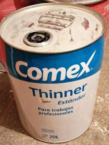 lata de thinner comexnueva