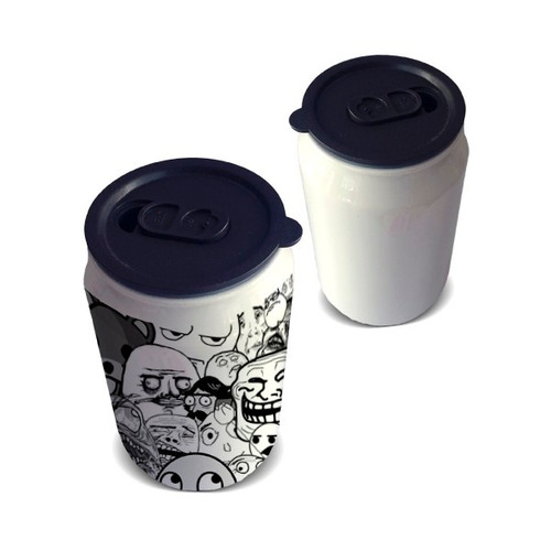 lata em alumínio branca para sublimação e transfer