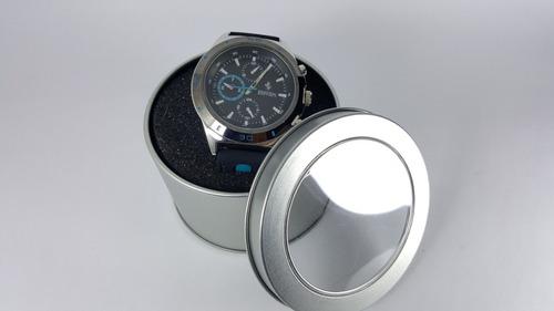 lata  estuches de relojes  x 5 unidades
