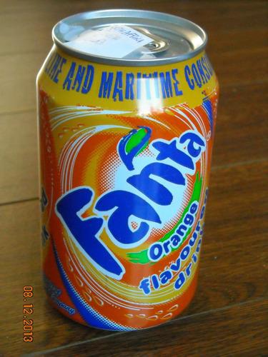 lata fanta naranja  sudafrica sin abrir