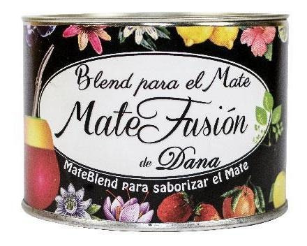 lata mate blend saborizada x150grs. dana