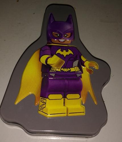 lata mc donald's lego batman-batichica  (2017)