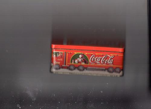 lata navideña coca cola
