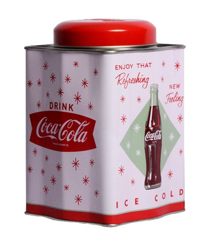 lata premium coca cola blanca