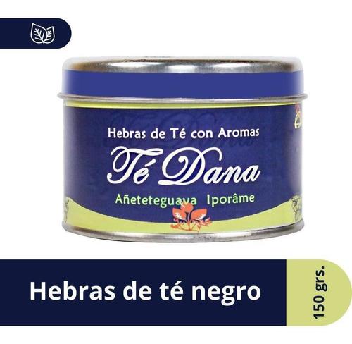 lata tè en hebras aromatizadas