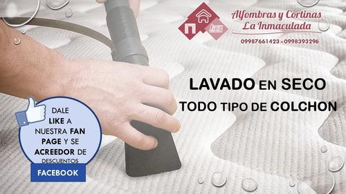 latacunga lavado y desinfección de muebles, alfombras, colch