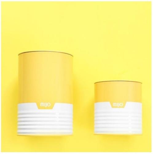 latas azucarera yerbera set x2