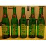 Botella 7 Up Seven Up 296 Cm3 Industria Uruguaya, Lote De 5