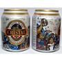 Lata De Cerveza Cristal Pequeña Mistura 2014 De Coleccion