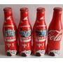 Coca Cola Aluminio Set Mundial Brasil 2014 Llenas