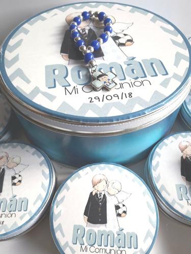 latas centrales personalizadas