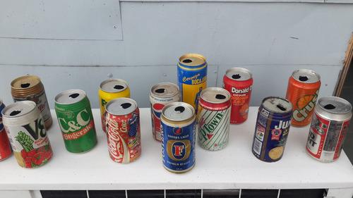 latas de coleccion 260 unidades