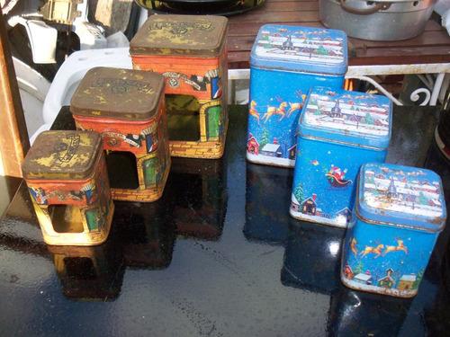 latas de colección