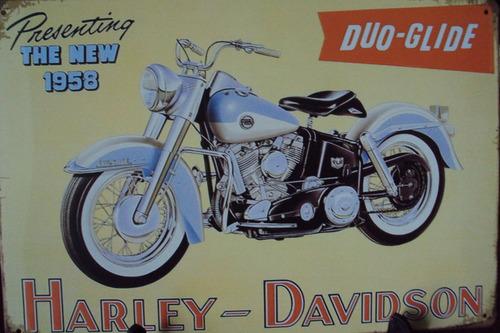 latas diferentes modelos motos harley davidson