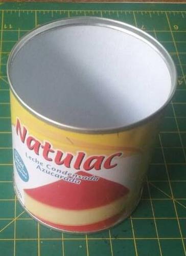 latas vacias para manualidades