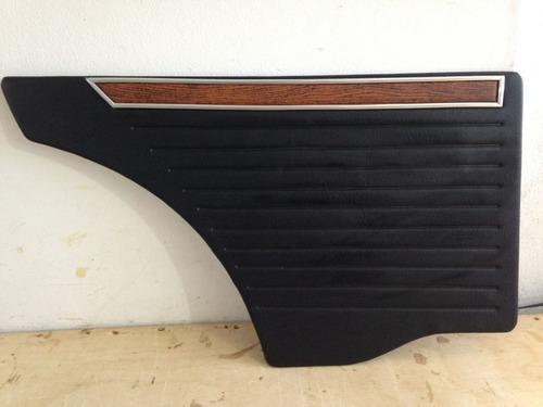laterais de porta do chevette 74/75/76 tubarão