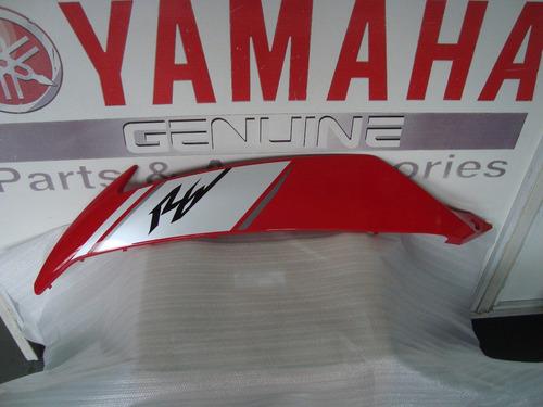 lateral izquierdo para yamaha r6 - original - mg bikes