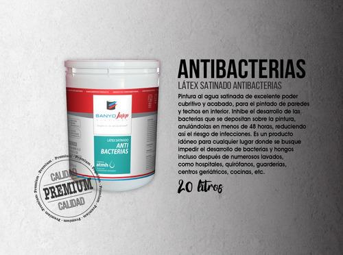 látex antibacterias 20 litros bajamos los precios, sumate!