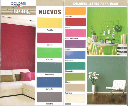 latex colorin living colores premium 4 litros serrentino