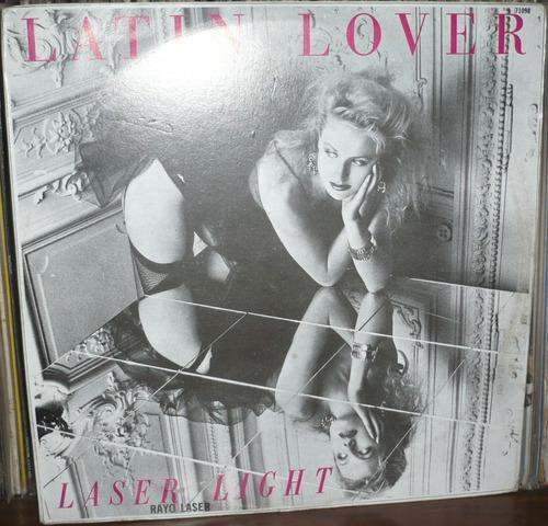 latin lover lp single laser light