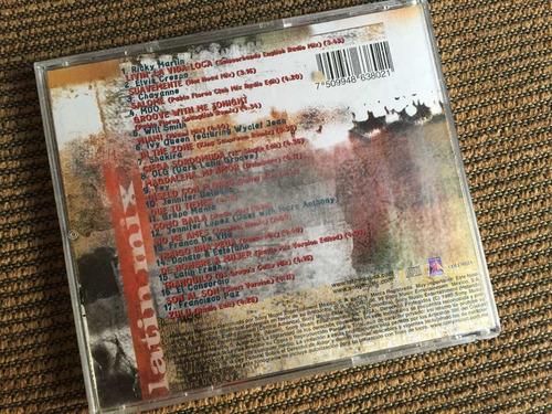 latín mix - ricky martin shakira jennifer lópez fey 17 track