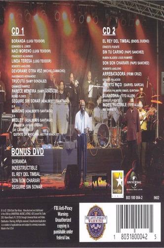 latin music dvd