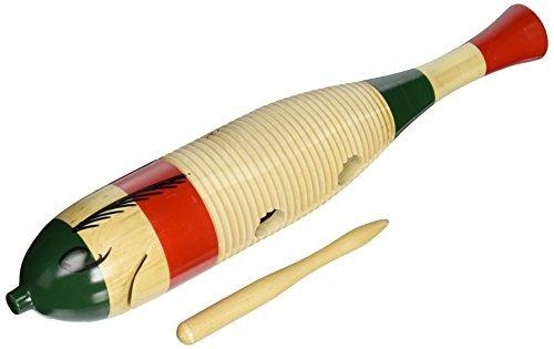 latin percussion cp249a cp pescado estilo guiro
