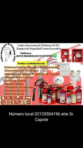 latino americana de extintores