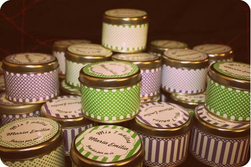 latitas personalizadas - ideal souvenirs!!! pack 10 unid